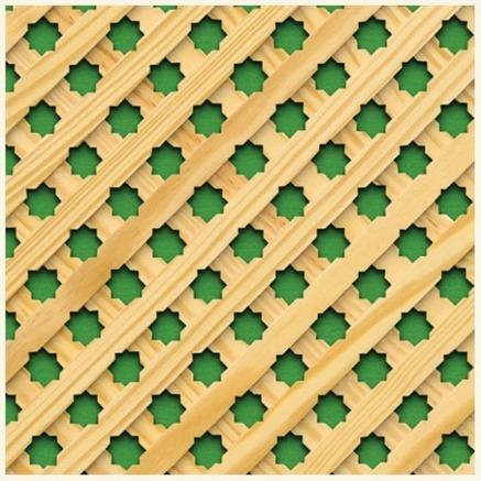 Celosias para terrazas baratas finest ya con la celosa - Celosias de madera ...