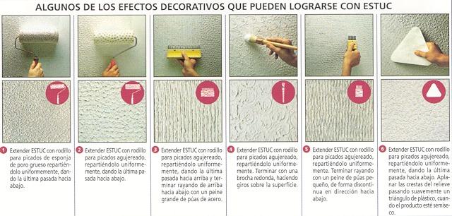 Consultorio de acabados de la madera - Como se aplica el microcemento paso a paso ...