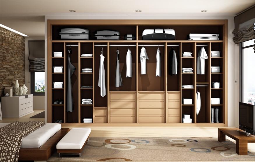 Interiores de armario - Zapateros interior armario ...